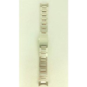 Seiko Seiko SARX013 SARX015 Horlogeband Staal 6R15-02M0 - MOTW 20mm