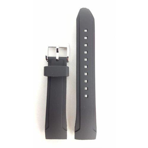 Seiko Seiko SNDX55P1 Horlogeband 7T92-0PJ0 18mm R01T012J0 Rubber