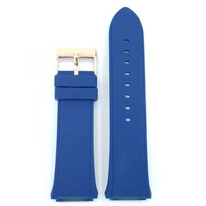 Guess Guess Rigor Smart Connect C0001 Watch Band C0002 Blue Sillicon Strap 22 mm