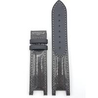 Guess Collection A47001G2 Horlogeband carbon 22 mm horlogebandje