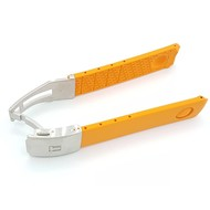 Tissot Tissot T3314 / T3374 Watch Band Z 251 / 351 Orange Silicon Strap 20mm