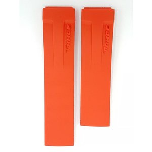 Tissot Tissot T048417A Watch Band Red Silicone 21 mm