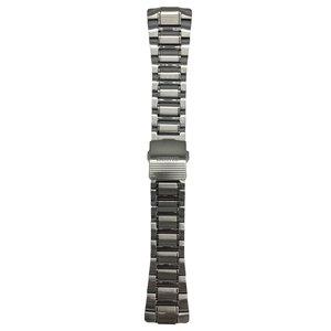 Seiko Bande de montre 5D44-0AA0 Seiko Velatura 7T62-0HD0 en acier inoxydable SRH001 26 mm