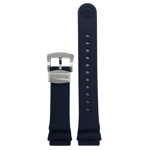 Seiko Watch Band 4R35-02K0 Seiko Mini Turtle 20mm SRPC41 Replacement Strap
