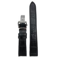 Watch Band 5D22-0AD0, 7T62-0LE0, 5M84-0AA0 Black Strap LOAO 21mm Seiko Premier