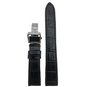 Seiko Cinturino per orologio 5D22-0AD0, 7T62-0LE0, 5M84-0AA0 Cinturino nero LOAO 21mm Seiko Premier
