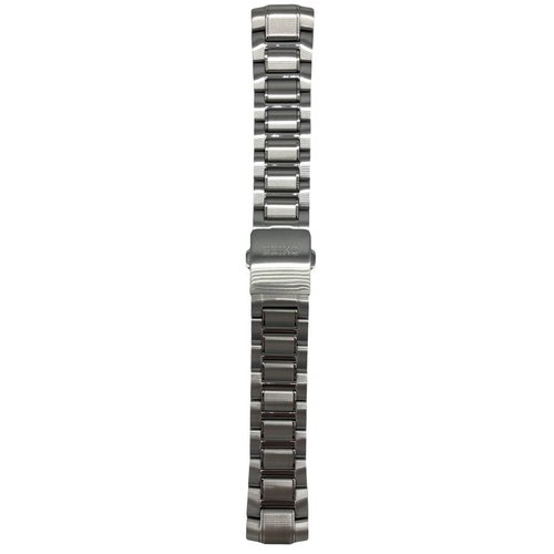 Seiko Watch Strap Seiko 7D48-0AN0, 5D44-0AH0 Stainless Steel Band 22 mm 7T62-0LF0