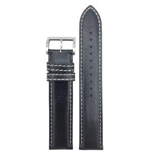 Seiko Seiko V172-0AC0 horlogeband zwart SSC009