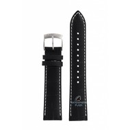 Seiko Seiko 7T92 0MF0 / 0NW0, V157-0AH0 horlogeband zwart SNDC87, SNE161P2