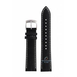 Seiko Seiko 7T92 0MF0 / 0NW0, V157-0AH0 bracelet de montre noir SNDC87, SNE161P2