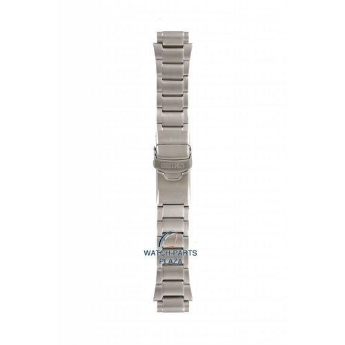 Seiko Seiko SKA371P1, SKA367 Watch Band Steel 5M62-0BL0 20 mm