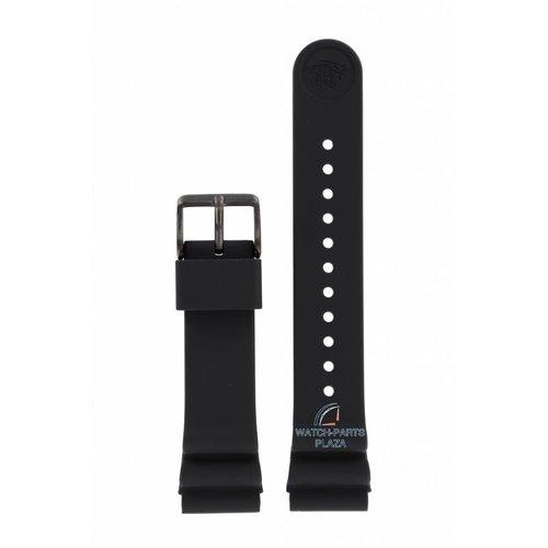 Seiko Seiko SBDL038 Horlogeband zwart SBDN028 Solar V147 & V175