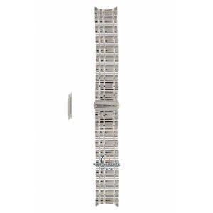 Burberry Burberry BU-1352 horlogeband staal 20 mm