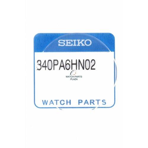 Seiko Mineraalglas Seiko 340PA6HN02 voor 7T62-0HJ0 / 7N42 / V145 / V147-0AF0 / V14J