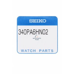 Seiko Seiko 7T62 / 7N42 / V145 / V147 Kristallglas 340PA6HN02