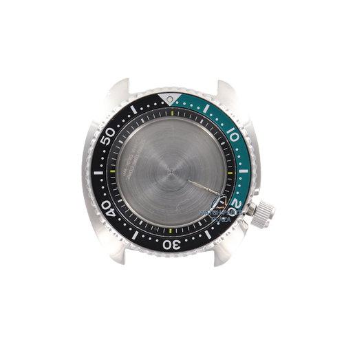 Seiko Seiko 4R3605W002D horlogekast 4R36 05W0 groen