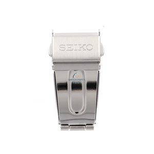 Seiko Seiko H01R11SA07B roestvrijstalen sluiting 16 mm