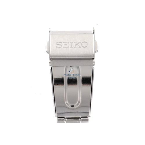 Seiko Seiko H01R11SA07B stainless steel clasp 16 mm