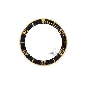 Seiko Seiko 87060691 bezel black & gold 7S36 03C0 5 Sports