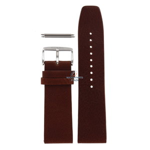 Fossil Fossil JR8118 Watch Band Brown Leather 26 mm