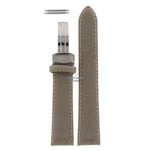 Armani Bracelet de montre Armani AR-0620 cuir 20 mm