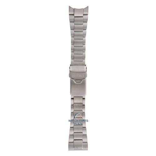 Seiko Seiko M0RW113H0 titanium horlogeband 24 mm 5R66-0AY0