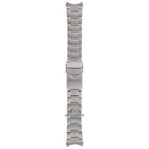 Seiko Faixa de relógio de aço inoxidável Seiko 300F1JM-L 22 mm 7S36 03C0
