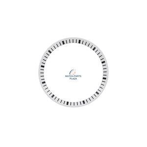 Seiko Seiko 84324335 anillo anillo SNZF11 blanco 7S36 03C0