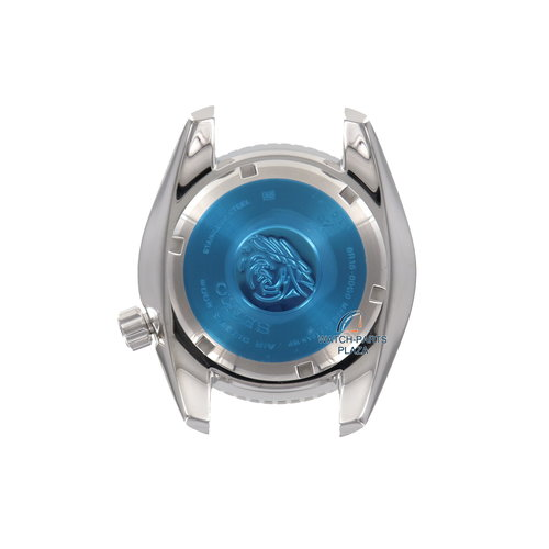 Seiko Caja de reloj Seiko SBDC003 / SBDC033 Sumo azul 6R15-00G0 original 6R1500G005A