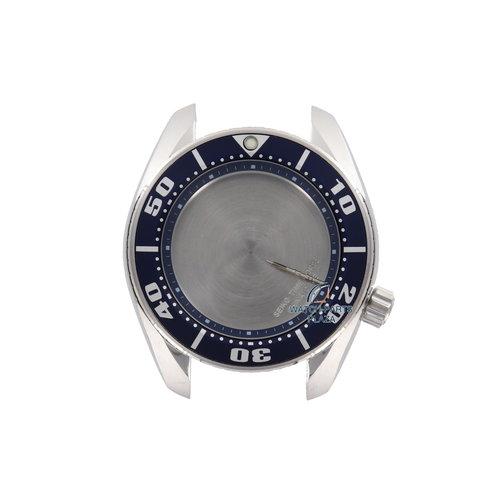 Seiko Seiko 6R1500G005A horlogekast 6R15 00G0 Sumo blauw
