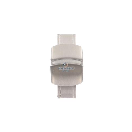 Seiko Seiko 4GD0JB-BK stainless steel clasp 15 mm Arctura
