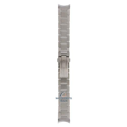 Seiko Horlogeband Grand Seiko 9R65, 9S55, 9S66, 9S65 19 mm stalen band SBGA, SBGM en SBGR-modellen