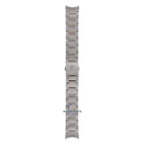 Seiko Seiko D308AB stalen horlogeband 19 mm 9S66 00B0 / 00C0