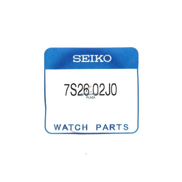 Seiko Kastdeksel Seiko 5 7S26-02J0 origineel SNK809, SNK805, SNKN29, SNKN31, SNKM81