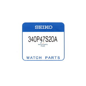 Seiko Seiko 340P47S20A cristal de zafiro 6R24, 6R27, 6R15