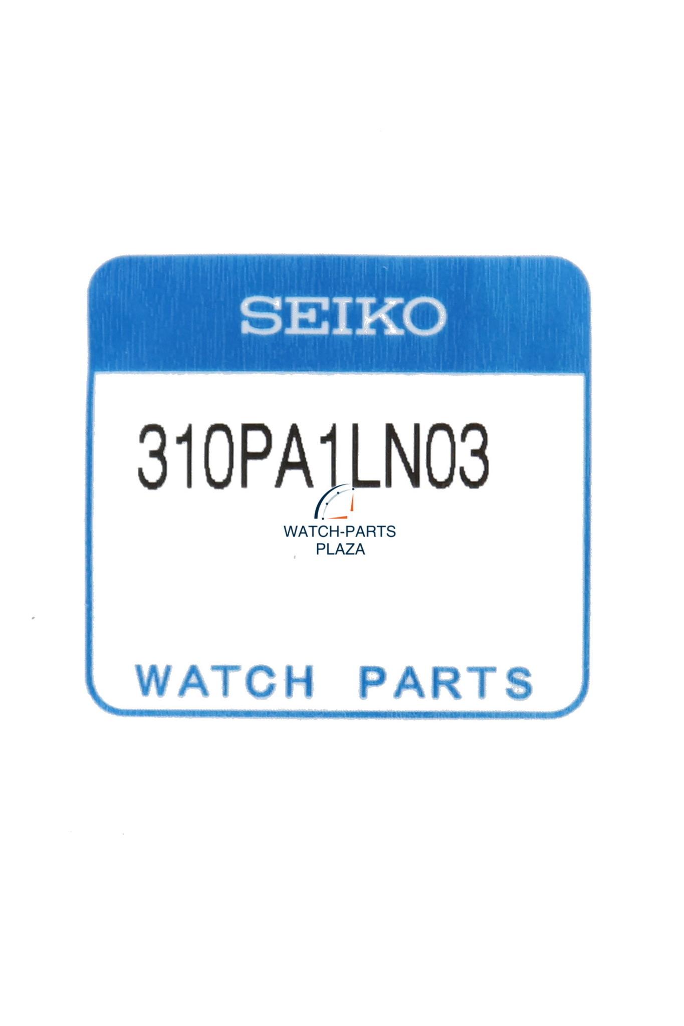 Seiko 310T19AN S Vetro Crystal Glass Uhrenglas Verre per 4520-8020 7006-8030
