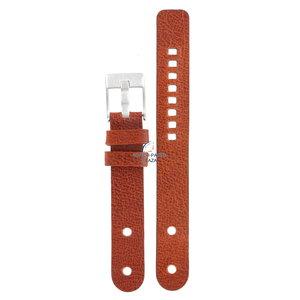 Diesel Diesel DZ-1008 horlogeband bruin leer 16 mm