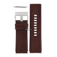 Diesel Diesel DZ-1150 watch band brown leather 27 mm