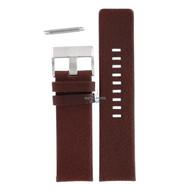 Diesel Diesel DZ-1234 watch band brown leather 26 mm
