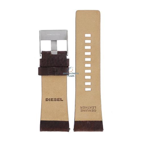 Diesel Correa de reloj Watch Diesel Diesel DZ1314 marrón 29mm original