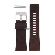 Diesel Diesel DZ-1314 watch band brown leather 29 mm