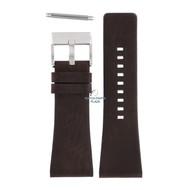 Diesel Diesel DZ-1200 watch band brown leather 30 mm
