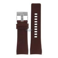 Diesel Diesel DZ-1140 watch band brown leather 28 mm