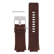 Diesel Diesel DZ-1145 watch band brown leather 20 mm