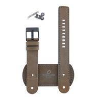 Diesel Diesel DZ-2102 watch band brown leather 20 mm