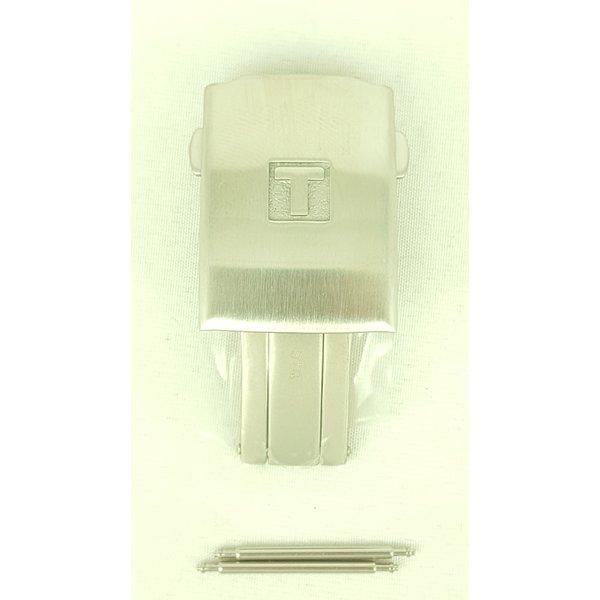 Tissot Sluiting Tissot T640 20 mm T-Race, T-Touch, PRS, Veloci series T3315, T092417, T048417 & T076417