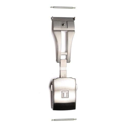 Tissot Tissot T640015934 Fold-over-clasp 20 mm T640.1AA