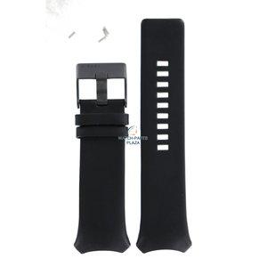 Diesel Diesel DZ-3034 horlogeband zwart leer 31 mm