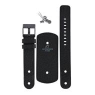 Diesel Diesel DZ-2078 horlogeband zwart leer 20 mm