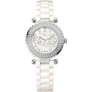 Guess Collection Guess Collection A28101L1 white ceramic watch